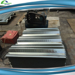 Sheet Steel Galvanezed Floor Decking for Building Material pictures & photos