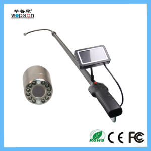 Telescopic Pole Inspection Camera System for Wall Pipe Sewer Detection System pictures & photos