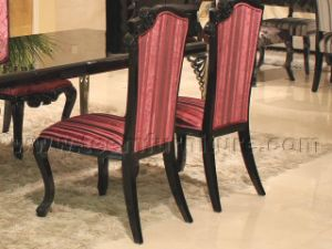2016 New Style Chair High-End Dining Chair Ls-310b Solid Wood Dining Chair Fabric Dining Chair pictures & photos