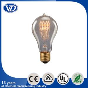 Vintage Carbon Filament Edison Bulb A21 pictures & photos
