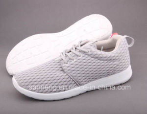 Sports Shoes Leisure Shoes with PVC Injection (SNC-190032) pictures & photos