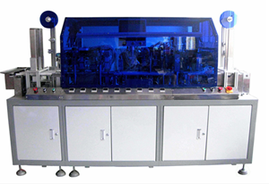 Groove Packaging Machine