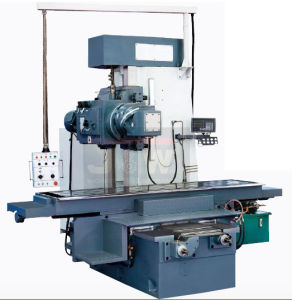 Bed-Type Universal Milling Machine (CX716T) pictures & photos
