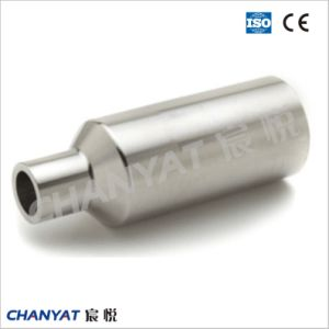 A312 (TP347, TP310H, TP347H) Stainless Steel Con. /Ecc. Pipe Threaded Nipple pictures & photos