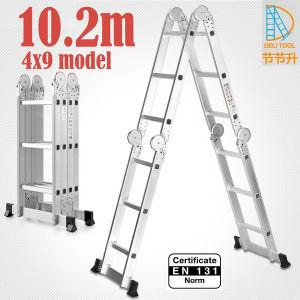 4X9 Multi-Function Ladder Big Hinge 10.2m pictures & photos