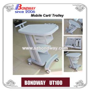 Mobile Trolley for Portable Medical Device pictures & photos