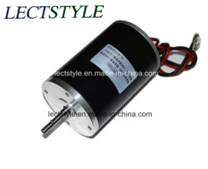 Brush DC Motor for Embroidery Machine pictures & photos