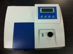 752n China Made Chemical Laboratory Spectrophotometer Instrument pictures & photos