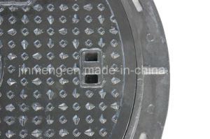 Fiberglass Sewer Lids with Screws pictures & photos