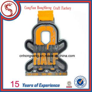 Souvenir Customized Metal Sport Enamel 3D Medal pictures & photos