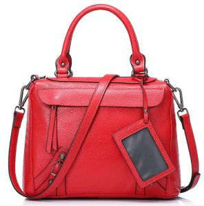 Italy Designer Brands Logo Manufacturers China Lady PU Leather Handbag (ZX10316) pictures & photos