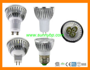 GU10 COB LED Spotlight with CE RoHS Certificate pictures & photos