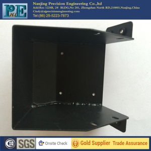 Good Quality OEM Powder Coated Steel Bending Engine Hood pictures & photos