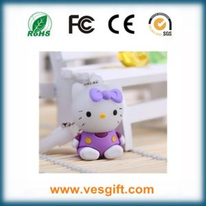 Cartoon Frog Pendrives USB Disk USB 2.0 Memory Stick pictures & photos