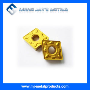 Tungsten Carbide Brazed Turning Inserts pictures & photos
