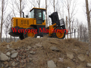 10ton 4WD Good off Road Performance Rough Terrain Forklift pictures & photos