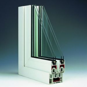 High Quality Window Profiles Supplier PVC Window Profile pictures & photos