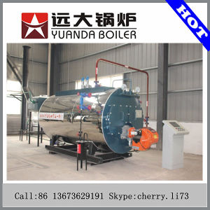 Industrial Automatically Hot Oil Boiler Gas Fired Thermal Oil Heater/Boiler pictures & photos