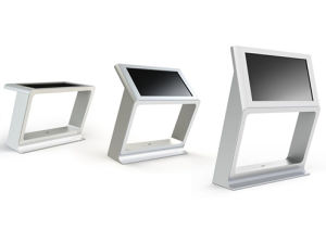 LCD or TV Display Floorstand pictures & photos