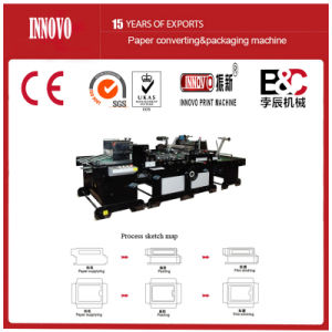 Carton Window Filming Machine (TM-700) pictures & photos