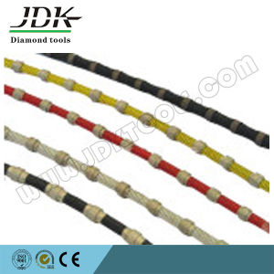 Diamond Wire Saw for Marble Block Squaring pictures & photos