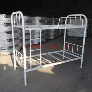 Heavy Duty Loading Capacity Camping Equipment Metal Military Bunk Bed Jas-086 pictures & photos
