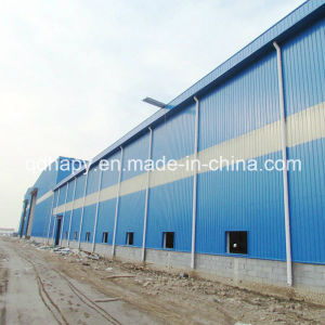 Prefabricated Steel Structures Workshop Design and Construction pictures & photos