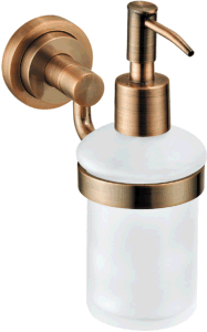 Wall Mounted Stainless Steel Liquid Soap Dispenser