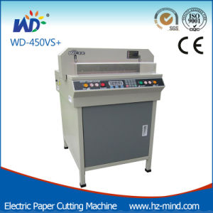 Professional Manufacturer (WD-450VS+) Numerical-Control 450mm Paper Cutter pictures & photos