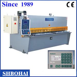 CNC Hydraculic Shearing Machine QC12y 6 X 3200 pictures & photos