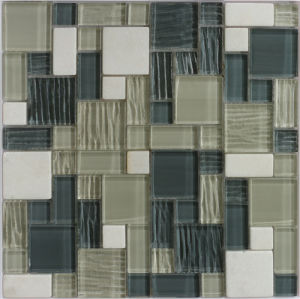 Crstal Glass Mosaic for Bathroom and Wall pictures & photos