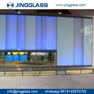 Flat Tinted Tempered Toughened Building Safety Glass pictures & photos