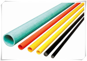 High Elasticity Fiberglass Tube with Light Weight pictures & photos