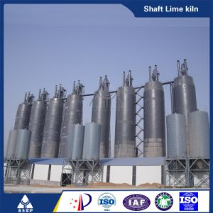 Active Lime Vertical Shaft Calcining Kiln pictures & photos