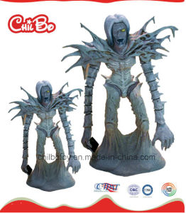 Moster Plastic Toy for Collection (CB-PF022-Y) pictures & photos