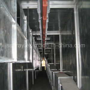 Spl Powder Painting Line with Spraying Pretreatment