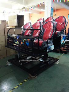 Amusement Park Rides Within Electric 5D Theater 7D Cinema Equipment Canon 7D Cinema for Sale pictures & photos