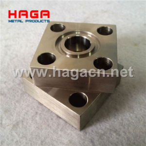 OEM Hydraulic Stainless Steel Square Flange pictures & photos
