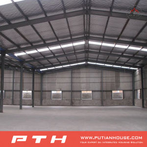 Customized Sustainability Steel Structure Building pictures & photos