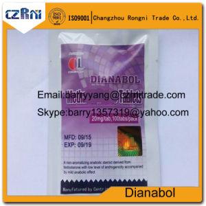 High Quality USP Standard Methand CAS No: 72-63-9 Dianabole/Dbol pictures & photos