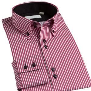 Custom 100% Cotton Mens Dress Shirt pictures & photos
