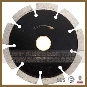 Diamond Small Saw Blade Cutting Customized Logo and Text (SY-1968) pictures & photos