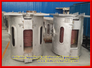 Oven, 500kg Induction Melting Furnace for Aluminum Melting pictures & photos