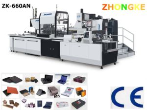 High Grade Square Box Machine (ZK-660A) Zhongke Supplier pictures & photos