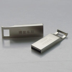 China Supplier 16GB Metal USB Flash Drive (YT-3295-09) pictures & photos