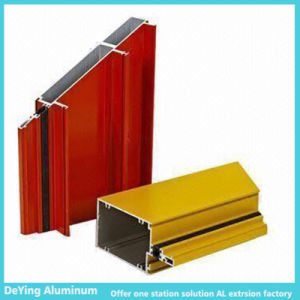 Aluminum Profile with Anodizing Powder Coating for Industrial Use pictures & photos