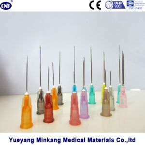 Disposable Syringe Needle (ENK-HN-020) pictures & photos