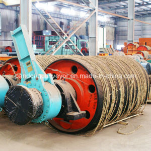 Drive Pulley / Conveyor Pulley / Rubber Belt Pulley pictures & photos