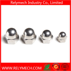 Stainless Steel Cap Nut Hex Nut Dome Nut M3-M12 pictures & photos