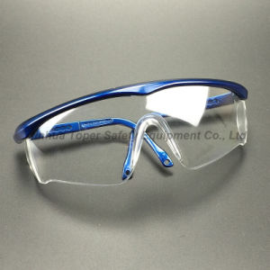 Anti-Impact Unbreakable PC Lens Safety Glasses (SG116) pictures & photos